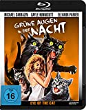 Grüne Augen in der Nacht - Eye of the Cat [Blu-ray]