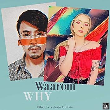 Waarom (Why) [feat. Josje Fontein]