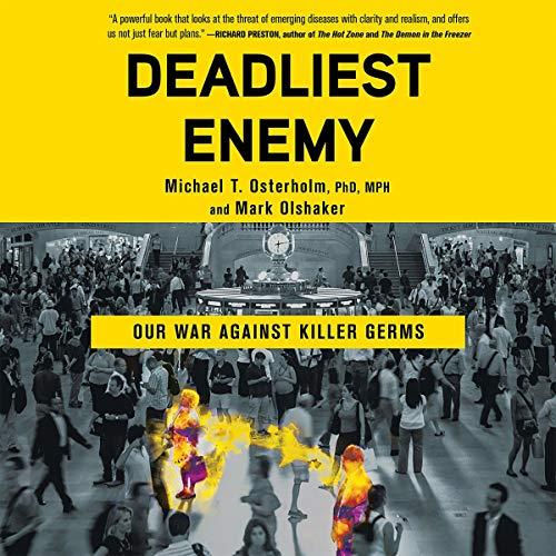 Couverture de Deadliest Enemy