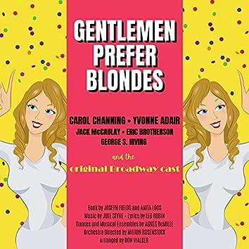 Gentlemen Prefer Blondes (Original Broadway Cast)