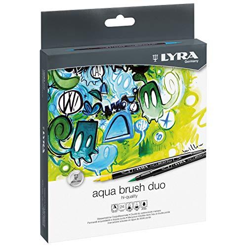 Lyra 6521240 - Rotuladores, 24 unidades