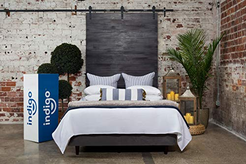 Indigo Sleep Customizable King Mattress, Classic Firm, More Supportive...
