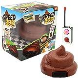 KreativeKraft Juego de Caca Que se Controla a Distancia Speed Poo Actividad Divertida Fiestas para Niños