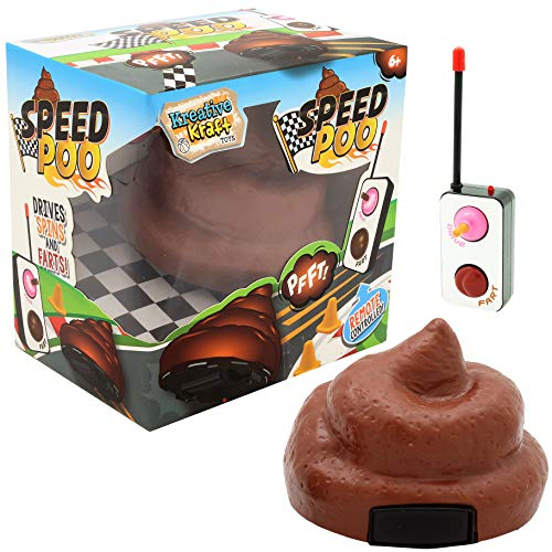 Speed Poo - KreativeKraft