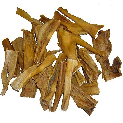 Groby´s Futterkiste Pferdekopfhaut und Pferdehaut ca. 12 cm, Verpackungseinheit:500 Gramm