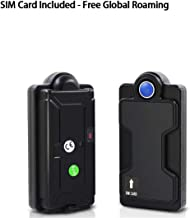 COOLOUS GPS Tracker TK05 Magnetic Portable GPS Tracker 2G Tracking Long Battery Life Real Tracking Devices for Personal and Car Vehicles