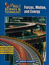 Holt Science & Technology [Short Course]: Pupil Edition [M] Forces, Motion, and Energy 2002