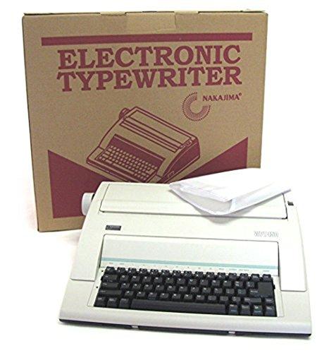 Nakajima WPT-150 Electronic Typewriter by Nakajima