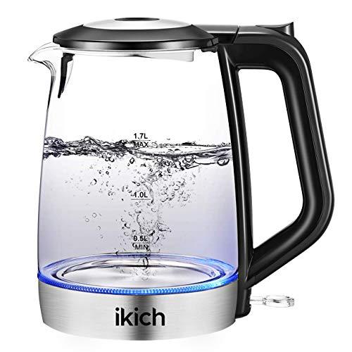iKich Glass Kettle