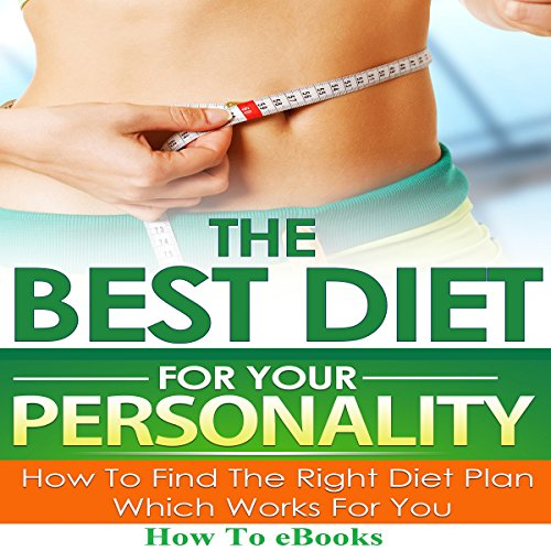 The Best Diet for Your Personality audiobook cover art