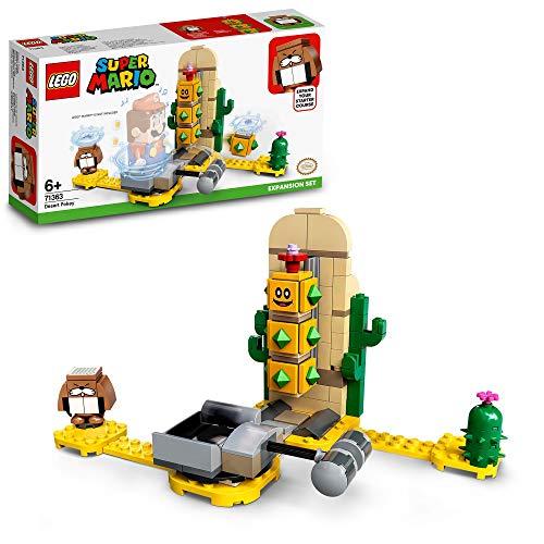 LEGO71363SuperMarioWüsten-Pokey–Erweiterungsset, Bauspiel
