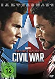 The First Avenger: Civil War [Alemania] [DVD]