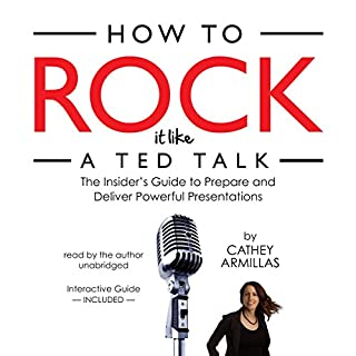 How to Rock It Like a TED Talk cover art