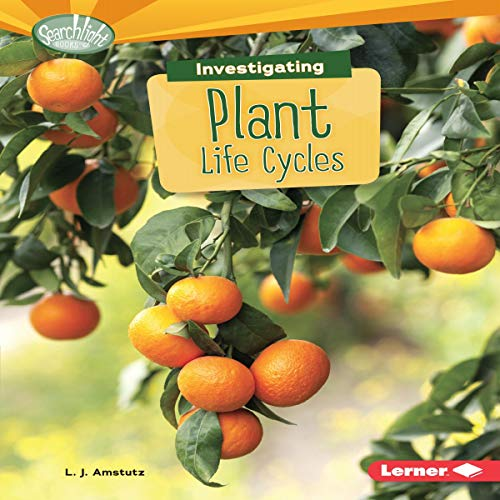 Investigating Plant Life Cycles cover art