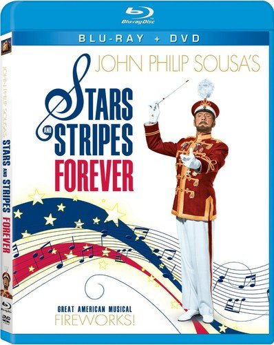 Stars Stripes Forever Blu ray DVD