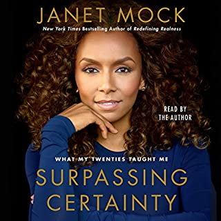 Surpassing Certainty audiobook cover art