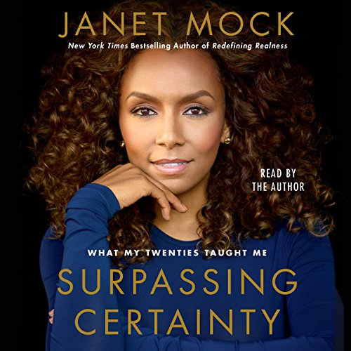 Surpassing Certainty audiobook cover art