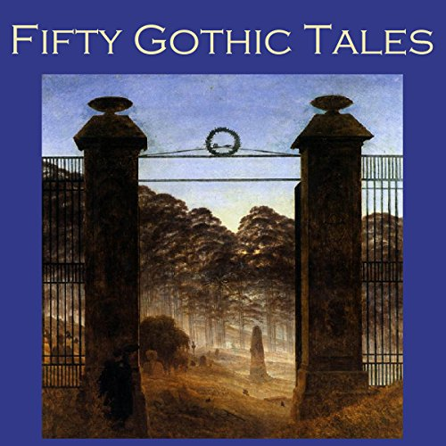 Fifty Gothic Tales cover art