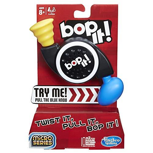 Hasbro Bop It! Micro Series Game (Englische Sprache) [UK Import]