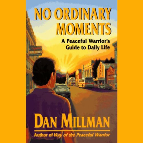 No Ordinary Moments audiobook cover art