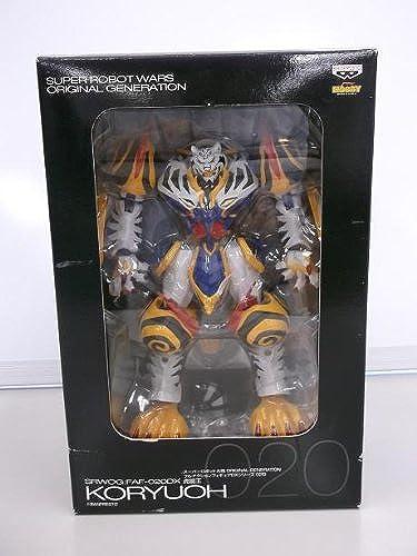 Super Robot Wars ORIGINAL GENERATION full action figure DX Series 020 tiger dragon king schwarz box