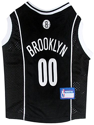 NBA BROOKLYN NETS DOG Jersey, X-Small