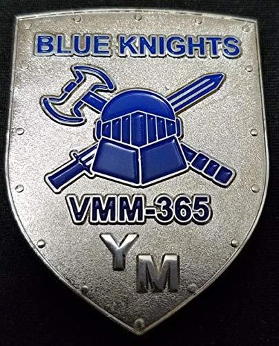 USMC VMM-365 Blue Knights Commander