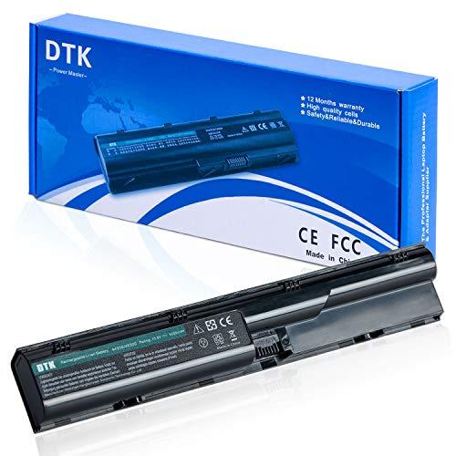 DTK PR06 633805-001 Laptop Battery for HP Probook 4540S 4530S 4535S 4330S 4331S 4430S 4431S 4435S 4436S 4440S 4441S 4445S 4446S 4545S Series Notebook [10.8V 5200mAh]