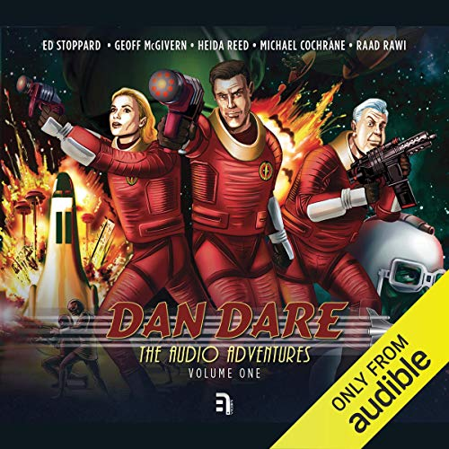 Dan Dare: The Audio Adventures - Volume 1 cover art