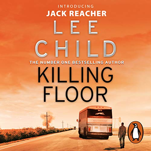 Killing Floor     Jack Reacher, Book 1              By:                                                                                                                                 Lee Child                               Narrated by:                                                                                                                                 Jeff Harding                      Length: 15 hrs and 39 mins     1,585 ratings     Overall 4.5