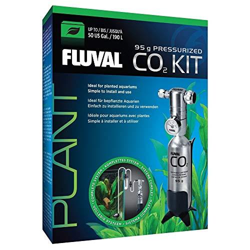 Fluval 17557 Pressurized 3.3 oz CO2 Kit