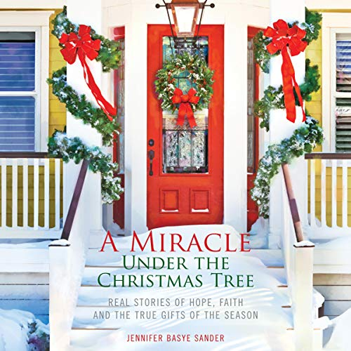 A Miracle Under the Christmas Tree cover art