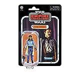 Star Wars La colección Vintage - Star Wars: El Imperio contraataca - Figura de Lando Calrissian a Escala de 9,5 cm - Edad: 4+