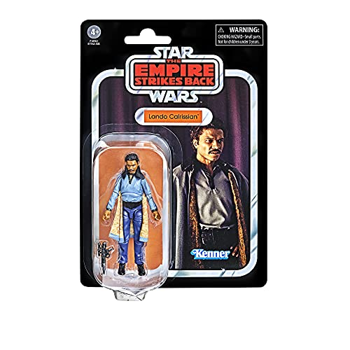 Star Wars La colección Vintage - Star Wars: El Imperio contraataca - Figura de Lando Calrissian a...