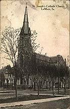 st joseph catholic church le mars iowa