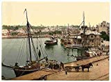 Photo Steamboat pavillion Flensburg Schleswig Holstein A4