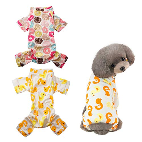 (50% OFF) Doggie Jumpsuit 2-Pack $6.98 – Coupon Code