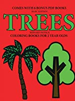 Coloring Books for 2 Year Olds (Trees)
