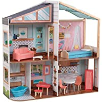 KidKraft Designed by Me Magnetic Makeover Dollhouse