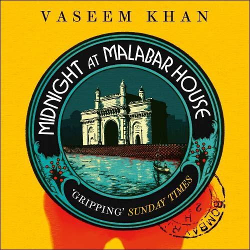Midnight at Malabar House Titelbild