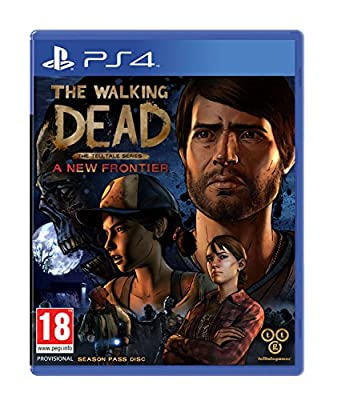 The Walking Dead - Telltale Series: The New Frontier (PS4) from Warner