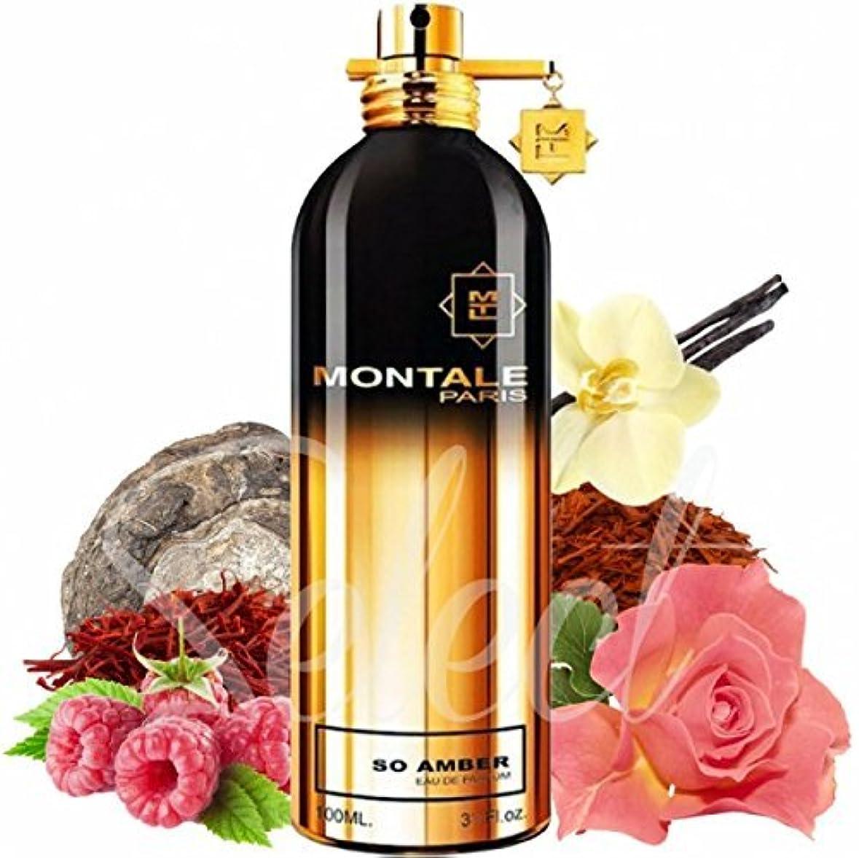 富一貫した厳密にMONTALE SO AMBER Eau de Perfume 100ml Made in France 100% 本物モンターレように琥珀オードトワレ香水 100 ml フランス製 +2サンプル無料! + 30 mlスキンケア無料!