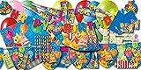 Winnie Pooh  Kindergeburtstag Partydekoset XXL