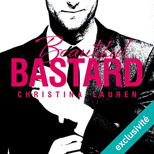 Beautiful Bastard (Beautiful 1) audiobook cover art