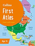 Collins First Atlas (Collins School Atlases) (English Edition)