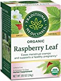 Traditional Medicinals Organic Raspberry Leaf Tea, Supports Healthy...