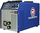 Mig Welder 250A 240V Portable Inverter, Inc. Torch & Leads - 3 Year UK Warranty