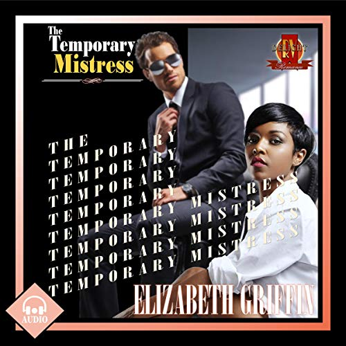 The Temporary Mistress  audiobook cover art
