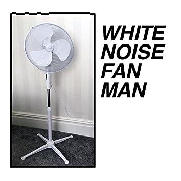 Big White Noise Fan