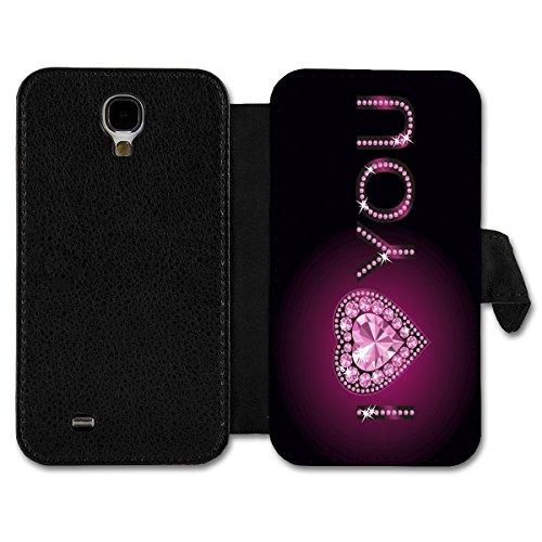 Book Style Flip Handy Tasche Case Schutz Hülle Schale Motiv Etui für Samsung Galaxy S5 Mini SM - G800 - A3 Design4